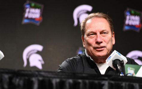 Tom Izzo/Photo: MSU Athletic Communications