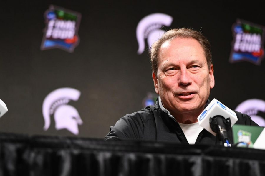 Tom+Izzo%2FPhoto%3A+MSU+Athletic+Communications