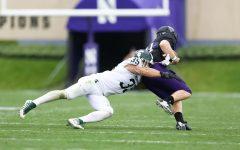 Joe Bachie/Photo: MSU Athletic Communications