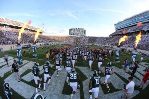 Photo: Michigan State Athletic Communications