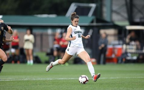 Spartans close season with loss against Indiana
