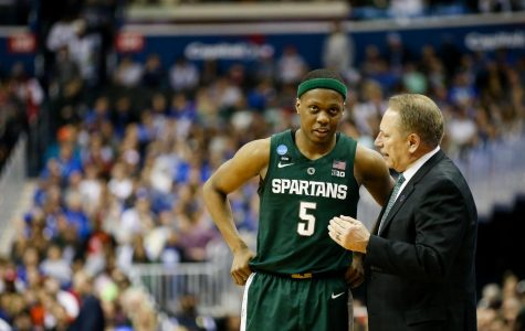 Winston, Watts propel Spartans to Big Ten title-clinching victory