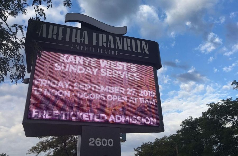 Concert Review | Kanye's Sunday Service