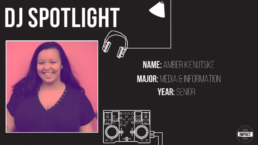 DJ Spotlight of the Week | Amber Kienutske