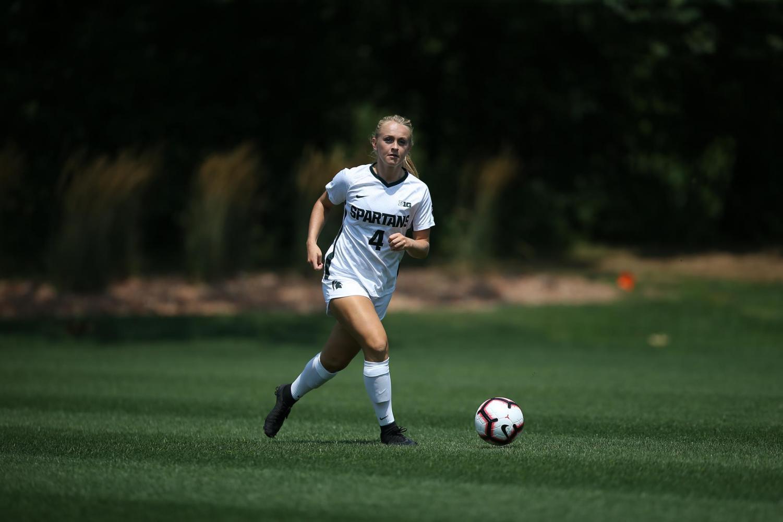 Michaela Kovacs/Photo: MSU Athletic Communications