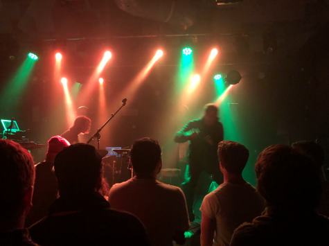 "Concert Review | Sigma Phi's ""Metal Frat"""