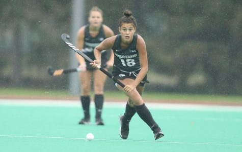 Spartans get set to face off against mighty Maryland
