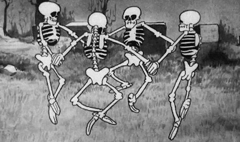 "Rattled Bones | ""Spooky Scary Skeletons"" – Andrew Gold"