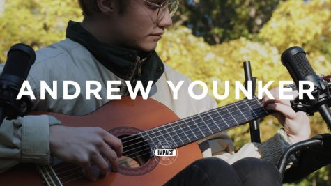"Andrew Younker – ""I Forget The World"" (Live @ MSU Botanical Gardens)"