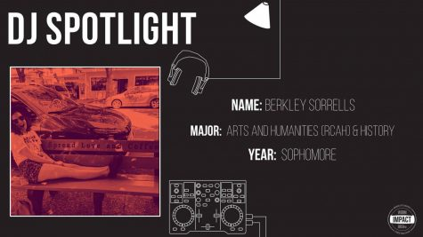 DJ Spotlight of the Week | Olivia Mitchell