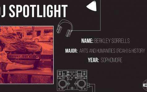 DJ Spotlight of the Week – Berkley