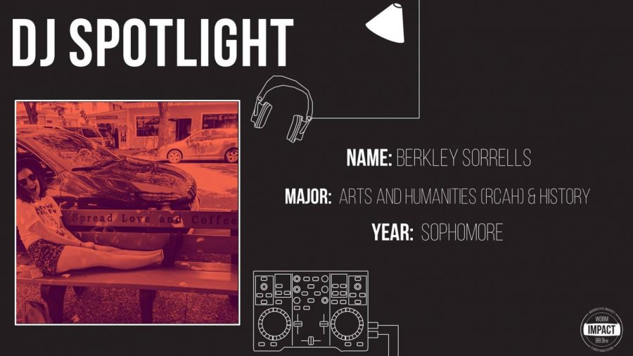 DJ+Spotlight+of+the+Week+-+Berkley