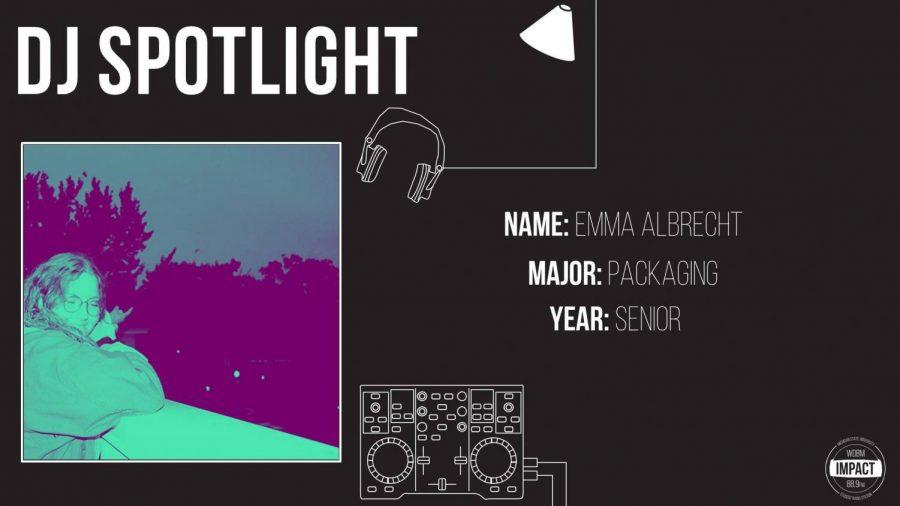 DJ Spotlight of the Week - Emma