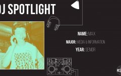 DJ Spotlight of the Week –  Max