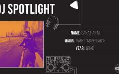 DJ Spotlight of the Week – Sana