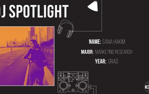 DJ Spotlight of the Week - Sana