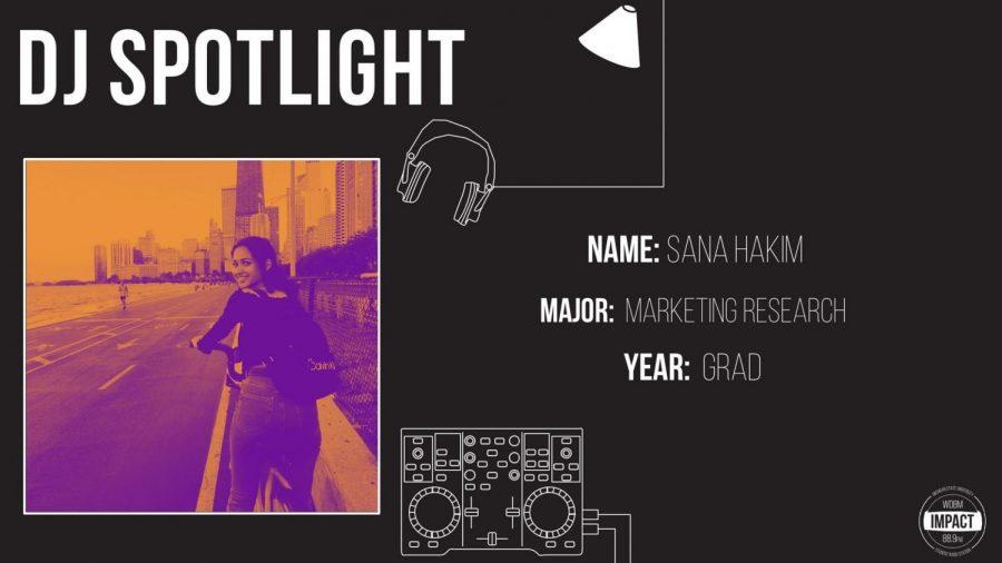 DJ Spotlight of the Week - Sana