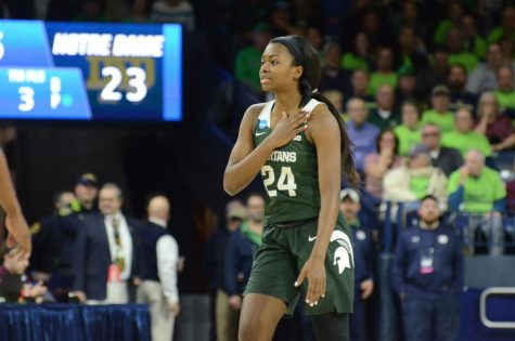 Nia Clouden named Big Ten Player of the Week