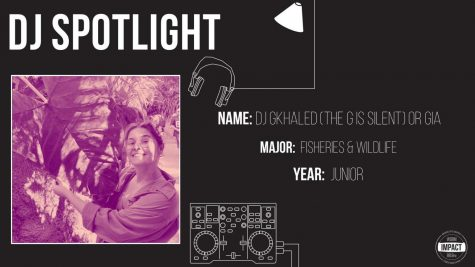 DJ Spotlight of the Week – Gia