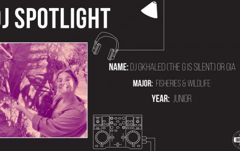 DJ Spotlight of the Week – Gia