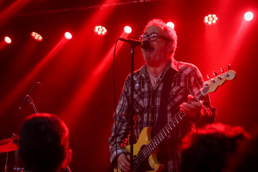 Mike Watt @ El Club