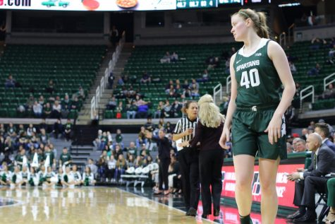 After falling to Michigan, Spartans now look to rebound against Ohio