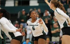 Spartans defeat Northwestern in five-set thriller