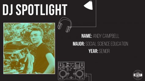 DJ Spotlight of the Week | Andy Campbell