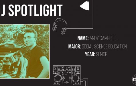 DJ Spotlight of the Week - Andy