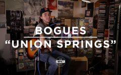 """Bogues- """"Union Springs"""" (Live @ WDBM)"""
