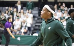No. 14 Spartans cruise to home victory over Wildcats