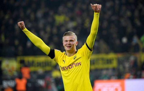 Haaland brings new life for Dortmund