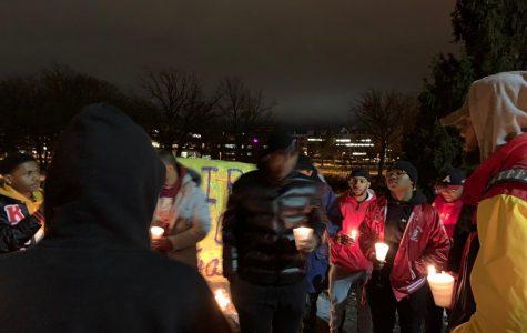 MSU students hold vigil to honor Kobe and Gianna Bryant