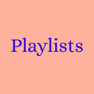 WDBM Playlists