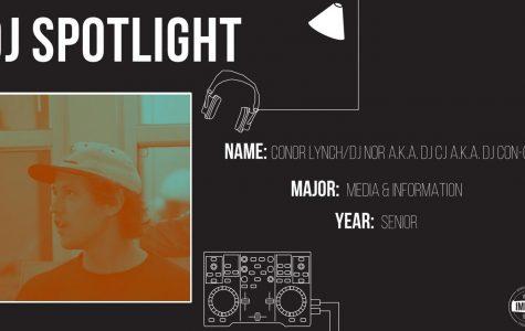DJ Spotlight of the Week - Conor