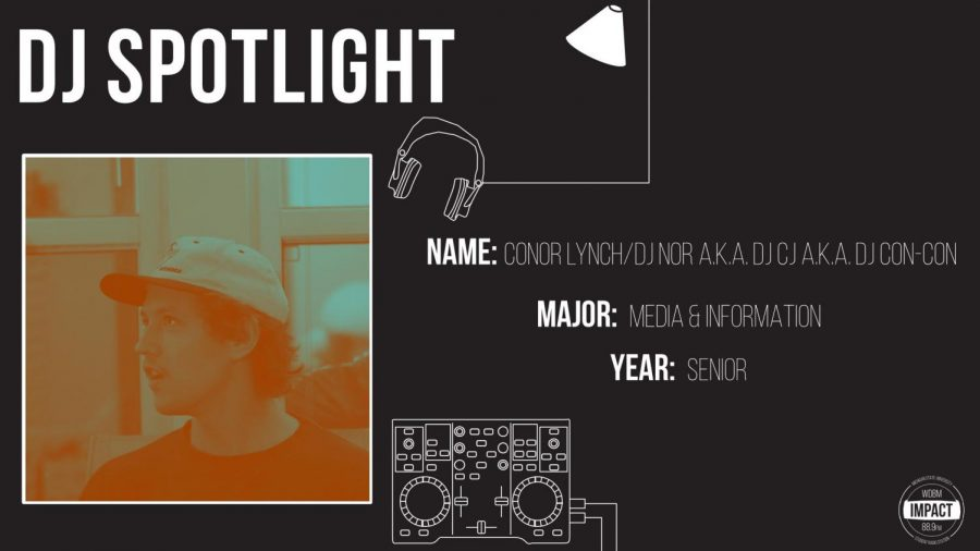 DJ Spotlight of the Week - Conor