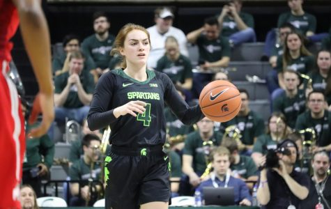 McCutcheon breaks all-time assist record as Spartans down Penn State