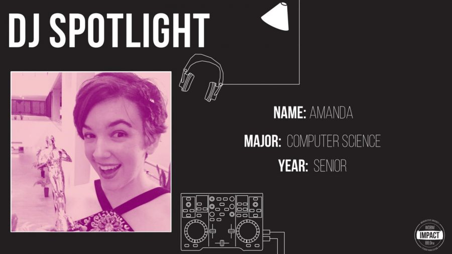 DJ Spotlight of the Week - Amanda