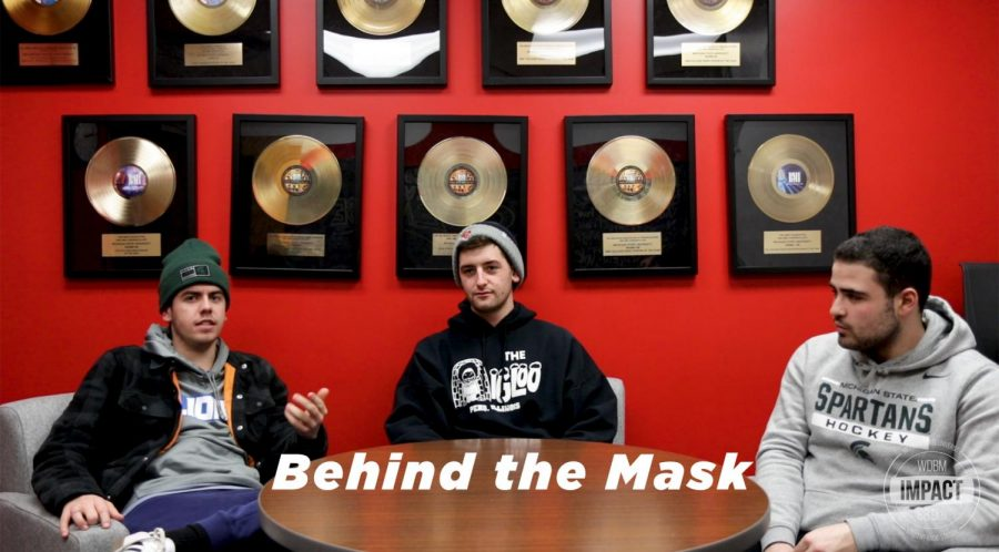 Behind the Mic: Behind the Mask Edition