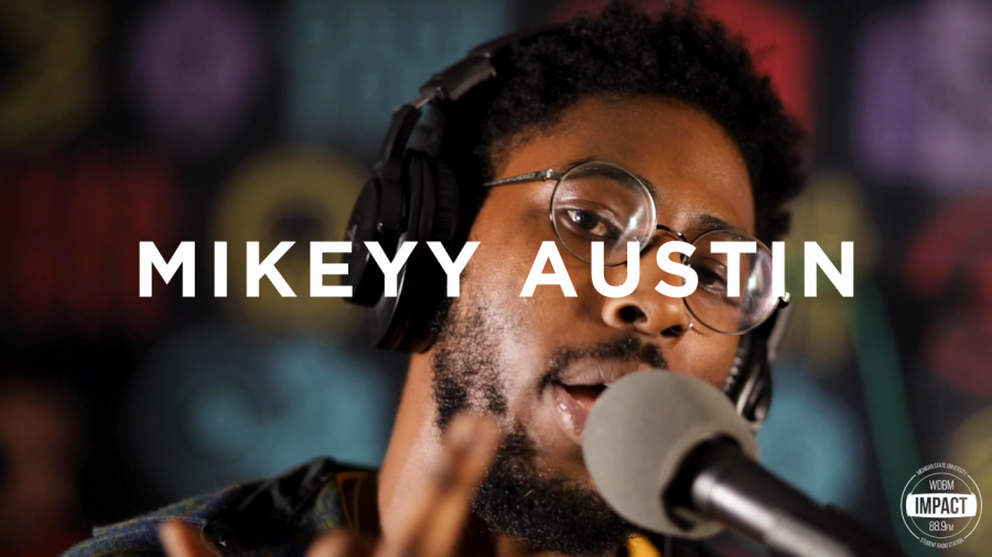 "In-Studio & Interview | MikeyyAustin - ""Spare Change"" (Live @ WDBM)"