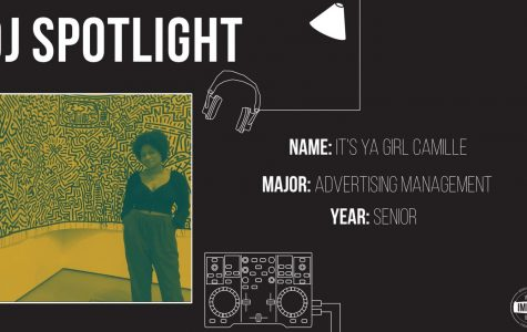 DJ Spotlight of the Week - Camille