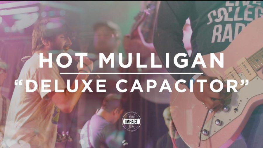 """Hot Mulligan- """"Deluxe Capacitor"""" (Live @ Elevation)"""