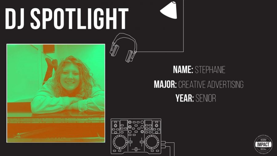 DJ Spotlight of the Week- Stephanie