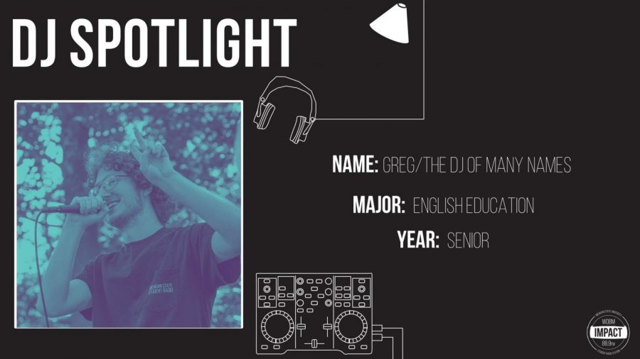 DJ Spotlight of the Week- Greg