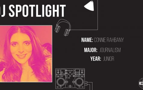 DJ Spotlight of the Week- Connie
