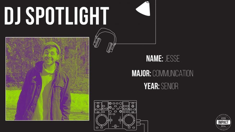 DJ Spotlight of the Week- Jesse
