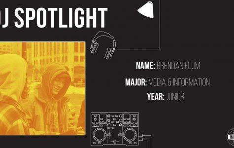 DJ Spotlight of the Week -Brendan