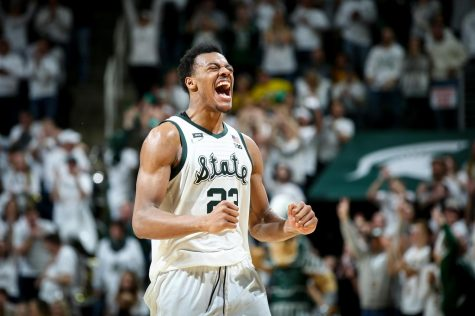 Balley: Whether in East Lansing or the NBA, Tillman's future is bright