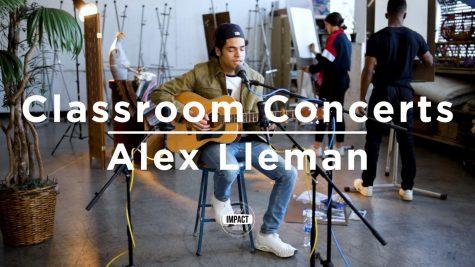 Classroom Concerts- Alex Lleman (Live @ Kresge Art Center)