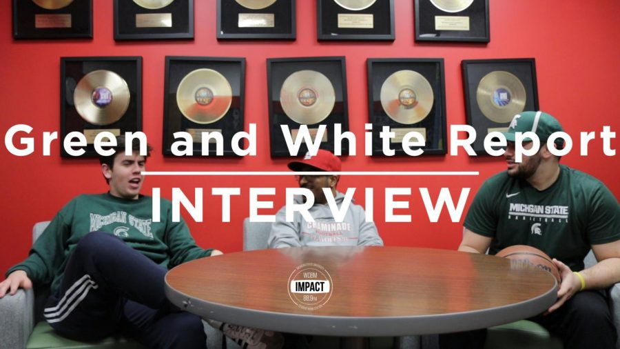 Behind the Mic: Green and White Report Podcast